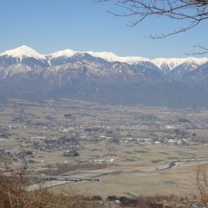 久しぶりに光城山に登ってきました。