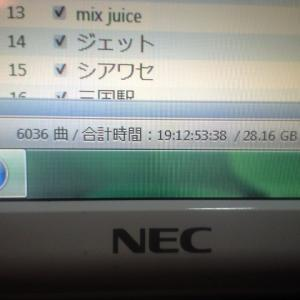 6036曲、、、( ´∀`)
