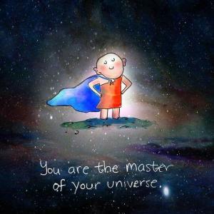私は私の宇宙の創造主 〜私が答えの生き方〜