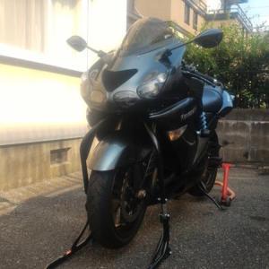 ZZR1400@最近のバイク遊び