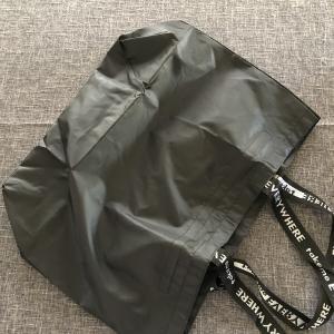 【3coins】これまた優れた空中ポケット付きバッグ♪