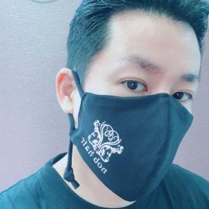nobマスク完成しました