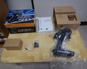 サンワ MX-6 防水受信機RX-391W付 PCセット未使用!を売ります!