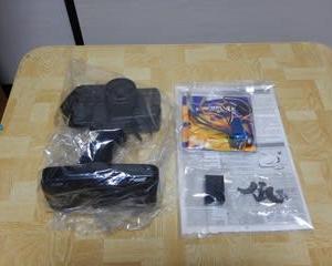 タミヤ ファインスペック2.4G 新品、アンテナ内蔵型受信機、防水アンプセット 売ります!