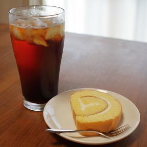掛川「卯屋(うさぎや)」のロールケーキ