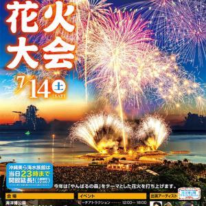 第40回海洋博公園花火大会