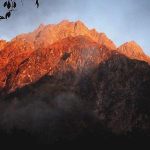 涸沢リベンジ ❸紅葉の聖地 おでんの聖地