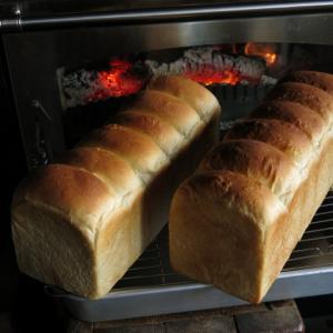 1日限定2本の食パン