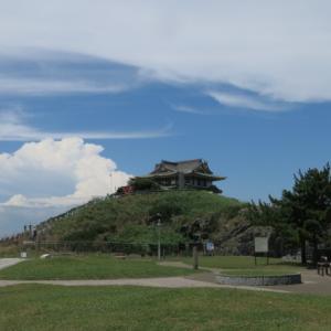 自然食研究所周辺の景観「蕪嶋神社」