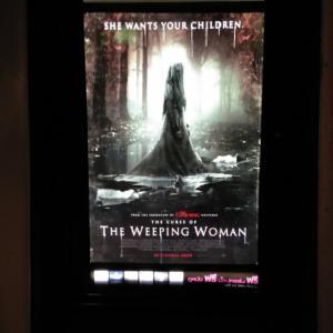 怖い映画を観て来てしまいました、、、