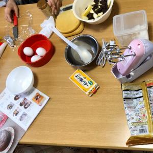 おうちで過ごそう!子どもたちとホットケーキミックスでガトーショコラ作り