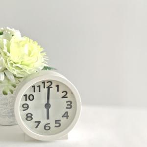 発信する時間はココを使う!?忙しい、時間がないと言う人、まずはコレをするべし!
