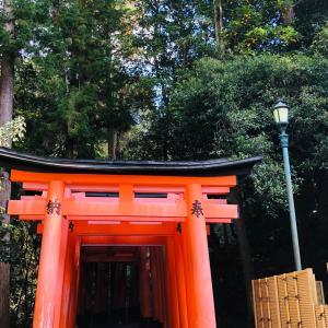 """""""京都伏見稲荷へ大人の遠足♪千本鳥居はすごかった!"""""""