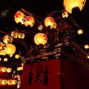 夜祭が綺麗 ― 星宮祭(本地祭) ―
