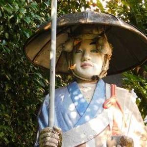浅野祥雲と思われる弘法大師と香炉