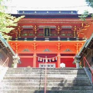 六所神社は 德川家の安産の神様