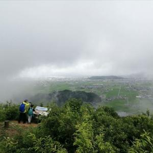 7月12日「三床山にのぼろう」
