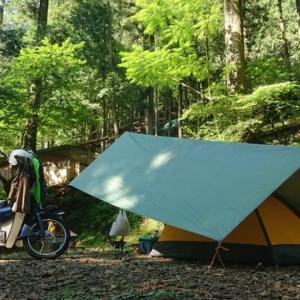 ☆★彩の国キャンプ村でソロキャンプ・・・その2