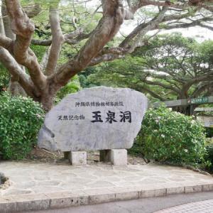☆★沖縄で年越しキャンプ・・・5日目・・玉泉洞~帰宅