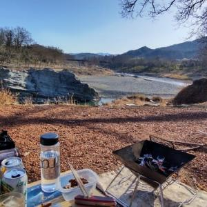 ☆★フォレストサンズ長瀞で30泊目のキャンプ