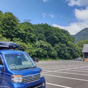 ☆★日本一周、老犬と車中泊の旅・・・真夏の犬連れ旅は大変だよ、、、