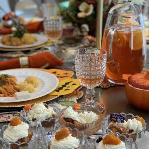 【開催報告!】10/28 ルーマニア☆ハロウィン料理教室