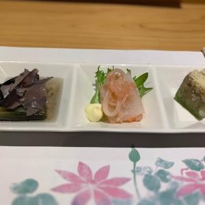 【食べる楽しみ】#48すし馨の寿司コース