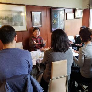 2月13(土)京都で「気功指導」と「気功治療」を実施します。