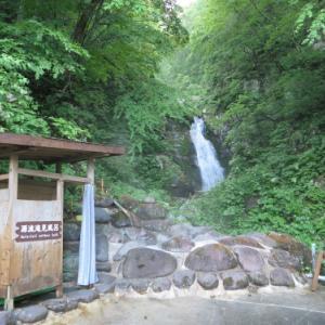 新高湯♨吾妻屋の温泉風呂