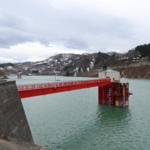 白川ダム(管理支所) 2021.4.13