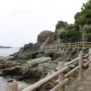 下田須崎遊歩道から太平洋の絶景を堪能する・20