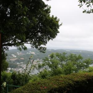 「絶景」と「縁結び」の名所:寝姿山自然公園・6