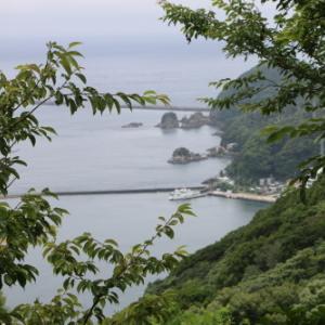 「絶景」と「縁結び」の名所:寝姿山自然公園・21