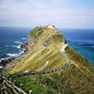 北海道で一番キレイな海🌊積丹半島‼️