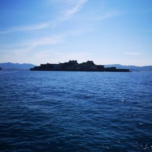 軍艦島🌊世界文化遺産✨