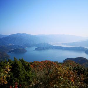 三方五湖(みかたごこ)天空テラス✨