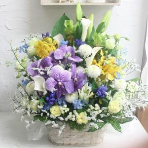 生花の供え花