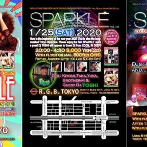 SPARKLE@RGB Tokyo