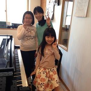 東村山 小平 萩山 子供のピアノレッスンのご案内2020年11月現在