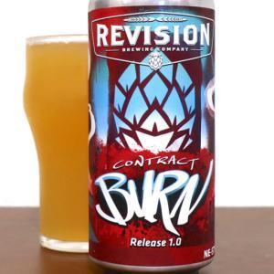 アメリカ Revision Brewing Contract Burn Release 1.0