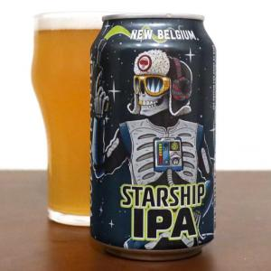 アメリカ New Belgium Brewing Voodoo Ranger Starship IPA