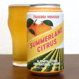 アメリカ Figueroa Mountain Brewing Co. Summerland Citrus