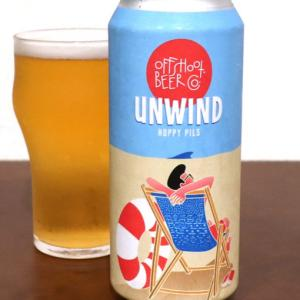 アメリカ Offshoot Beer Unwind Hoppy Pils
