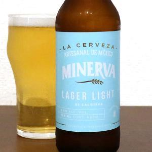 メキシコ MINERVA LAGER LIGHT【PR】