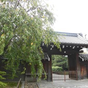 細川満元の邸宅跡「擁翠園」