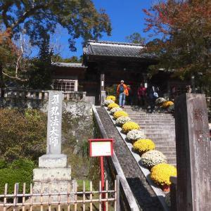 範頼が、そして頼家が幽閉された「修禅寺」