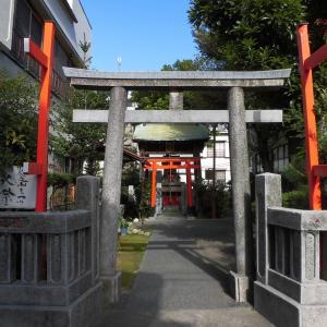 名奉行/徳山五兵衛を合祀する「徳之山稲荷神社」