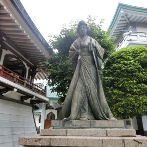 """""""伽羅先代萩""""の雰囲気に浸れる「正覚寺」"""