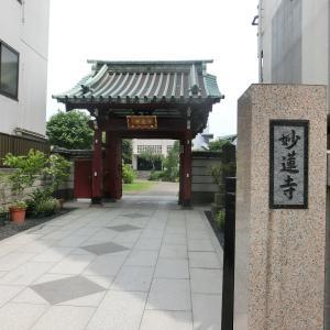 顕本法華系の単立寺院「恵日山妙蓮寺」