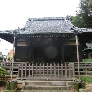 「松月院大堂」「八幡神社」そして「泉福寺」へ